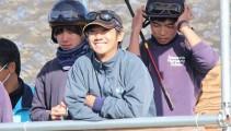 本校特別講師「田中勝春騎手」が史上4人目となるJRA通算19,000回騎乗を達成されました