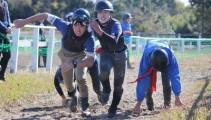 馬の学校の体育祭開催!!前半戦は、ハプニングの連続??