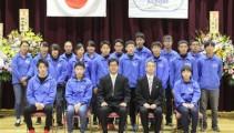 平成31年度 入学式が執り行われました。