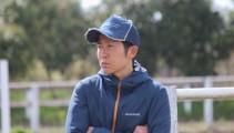 本校特別講師 JRA調教師 田中博康調教師 初来校!走路騎乗を指導していただきました!