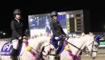 地方交流重賞競走「マリーンカップJpn3」の誘導馬騎乗へ