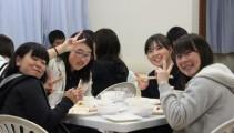卒業記念パーティーが行われました(^O^)