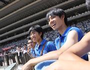 東京競馬場見学