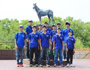 馬の博物館見学