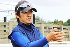 プロから習う騎手受験対策(写真)