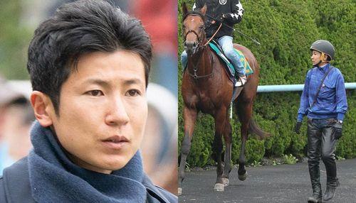 田中博康調教師