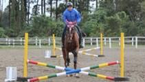 令和2年度5回目の騎乗試験が行われました!