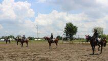 令和3年度、第2回騎乗試験が行われました!