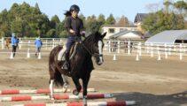 乗馬の資格を取得!「乗馬技能認定試験」の試験日です!