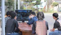 特別講師 JRA田中博康 調教師の走路騎乗授業&ビデオ講義