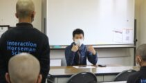 競馬学校騎手課程1次試験1か月前!JRA田中博康調教師の特別講義!