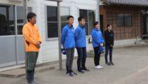 令和3年度10月生の4名が入学しました!