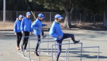 地方競馬 騎手課程受験へ出発!在校生はトレーニング&キックベース!