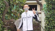 JRA競馬学校 騎手課程 1年生の小林勝太くんが遊びに来てくれました!